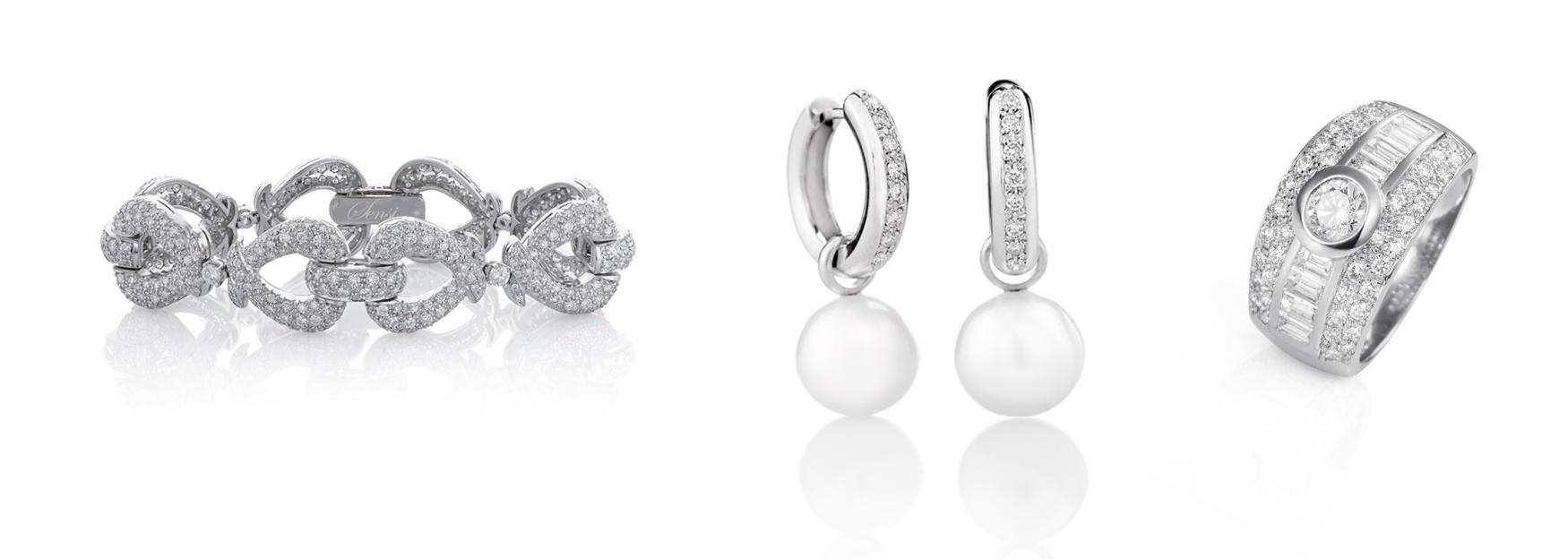 Sensi Joyas Jewellery Granada city center best design bespoke diamonds engagement high quality silver rings bracelets