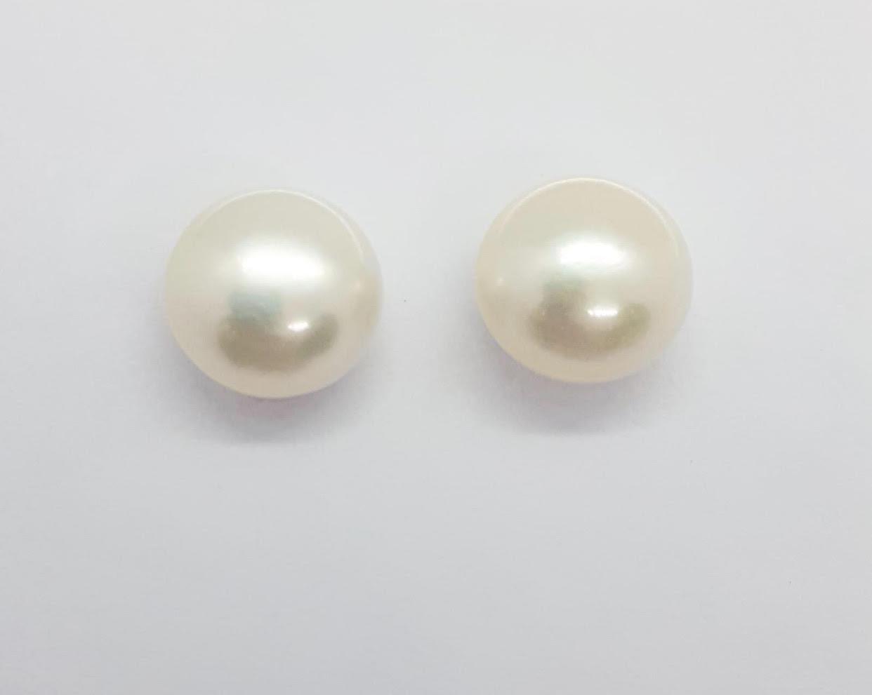 Sensi joyas alta joyería Granada plata compromiso PENDIENTES ORO 18K Y PERLAS