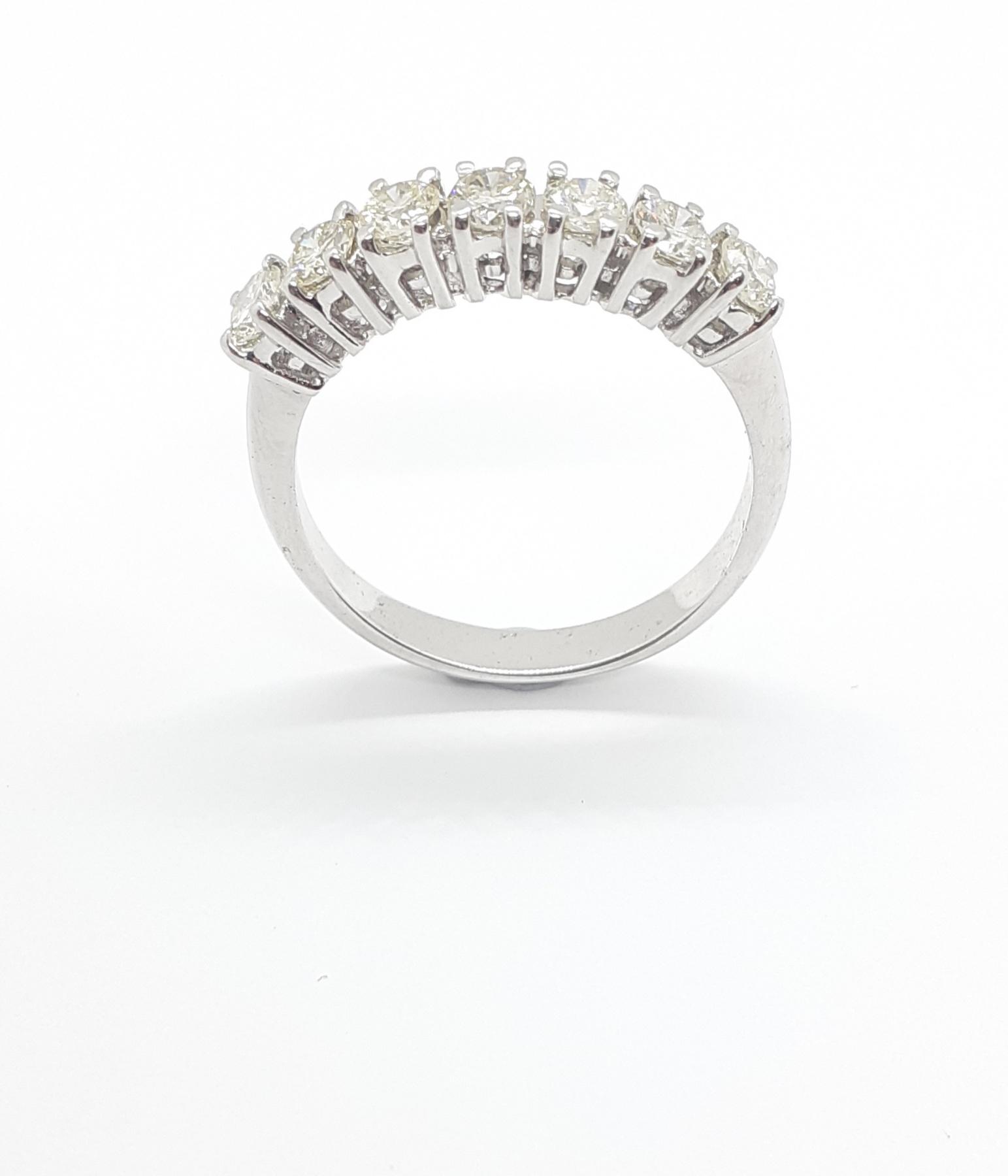 Sensi joyas jewellery Granada silver engagementDIAMONDS  RING  0,84 CTS
