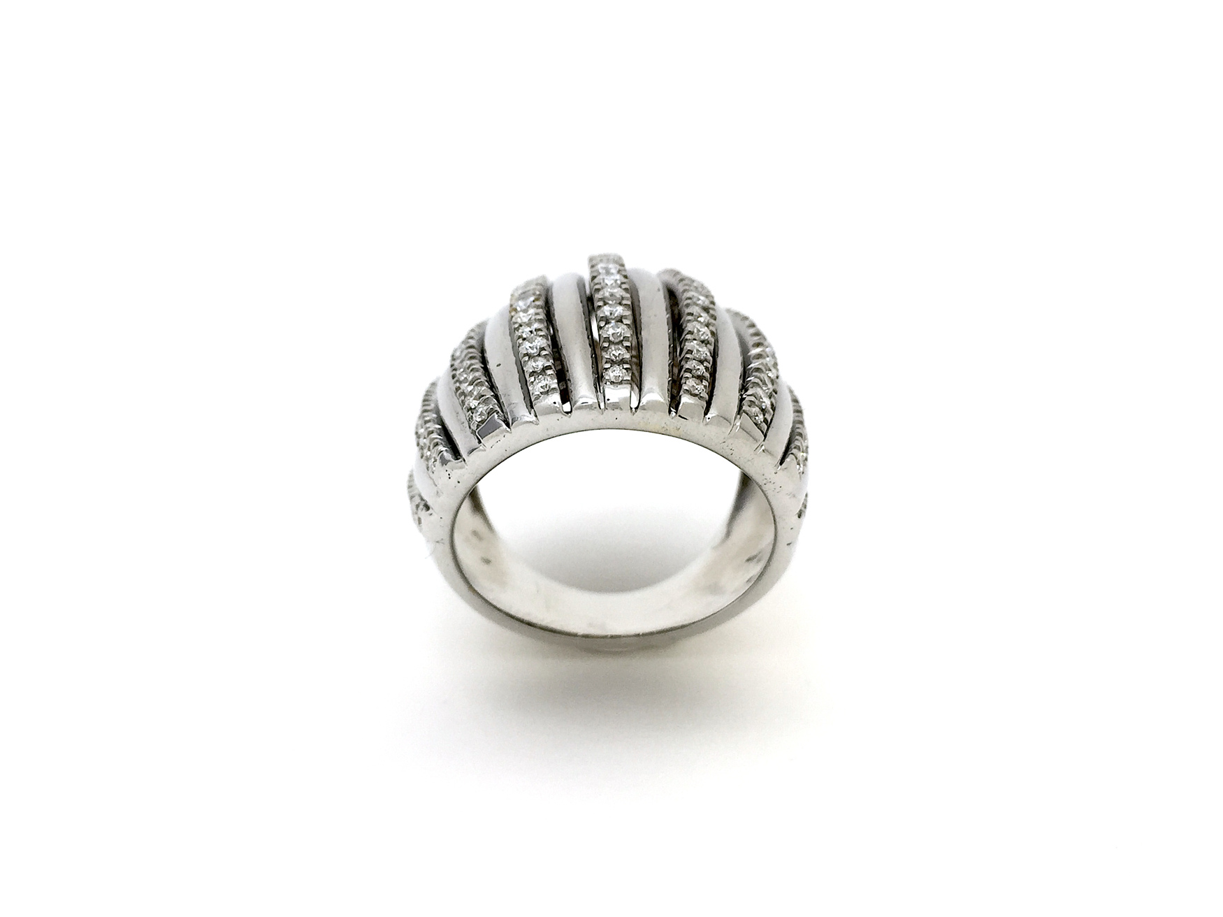 Sensi joyas high top jewellery Granada silver engagementWhite Gold