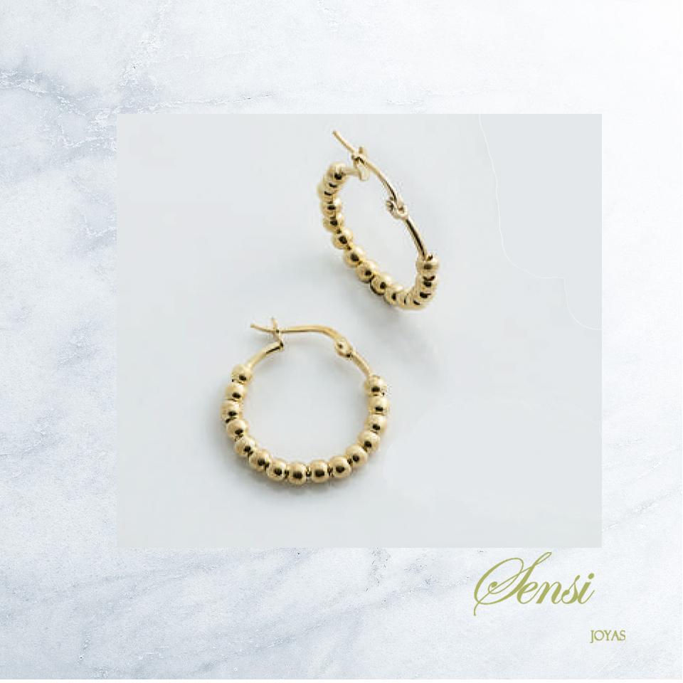 Sensi joyas alta joyería Granada plata compromiso PENDIENTES PLATA
