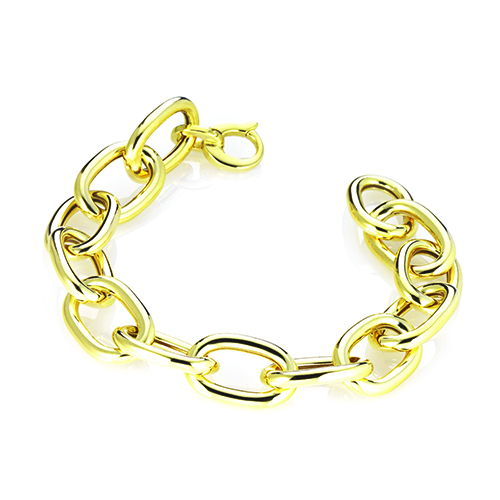 Sensi joyas jewellery Granada silver engagementSILVER BRACELET COVERED WITH   GOLD