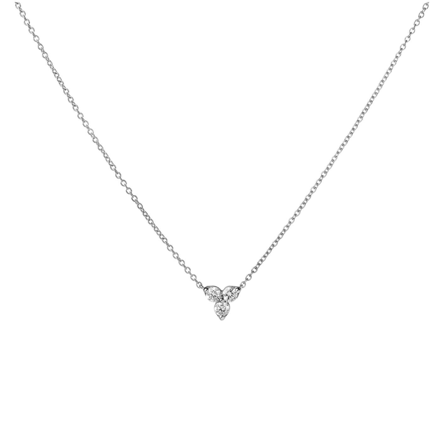 Sensi joyas jewellery Granada silver engagementDIAMONDS PENDANT