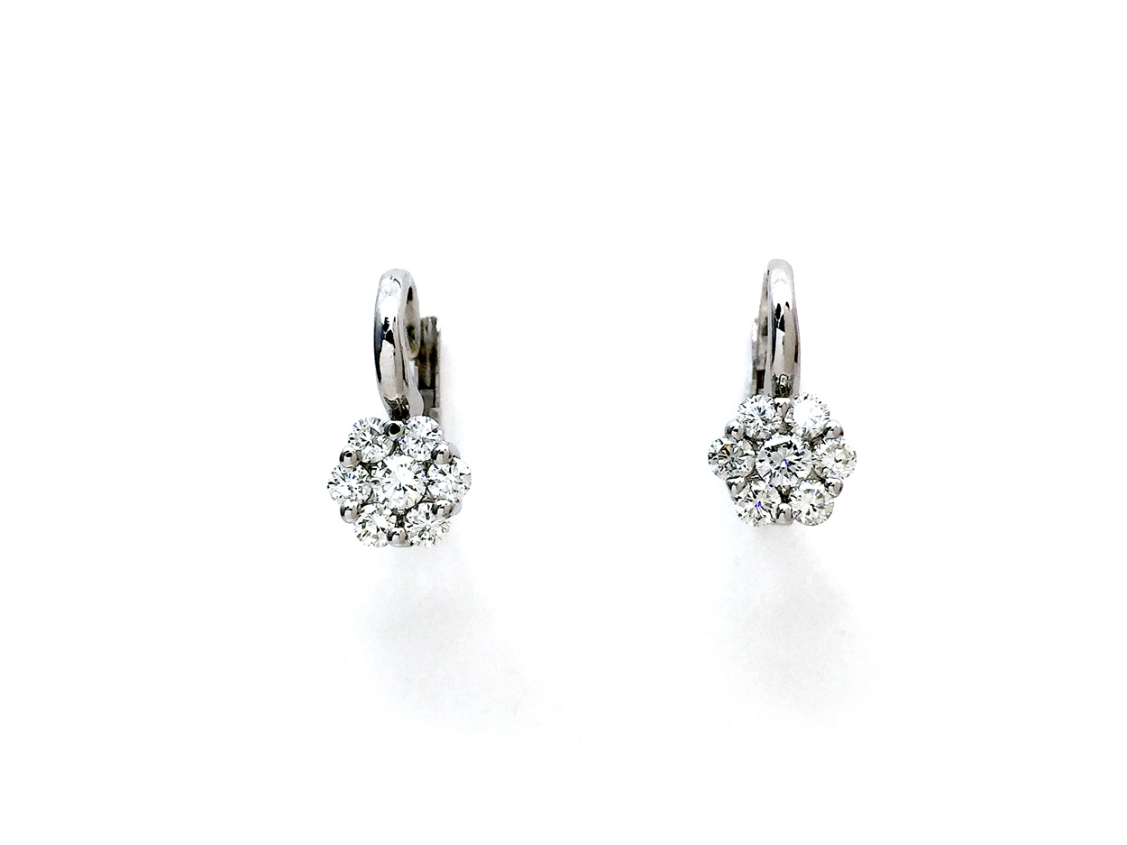 Sensi joyas high top jewellery Granada silver engagementWhite Gold