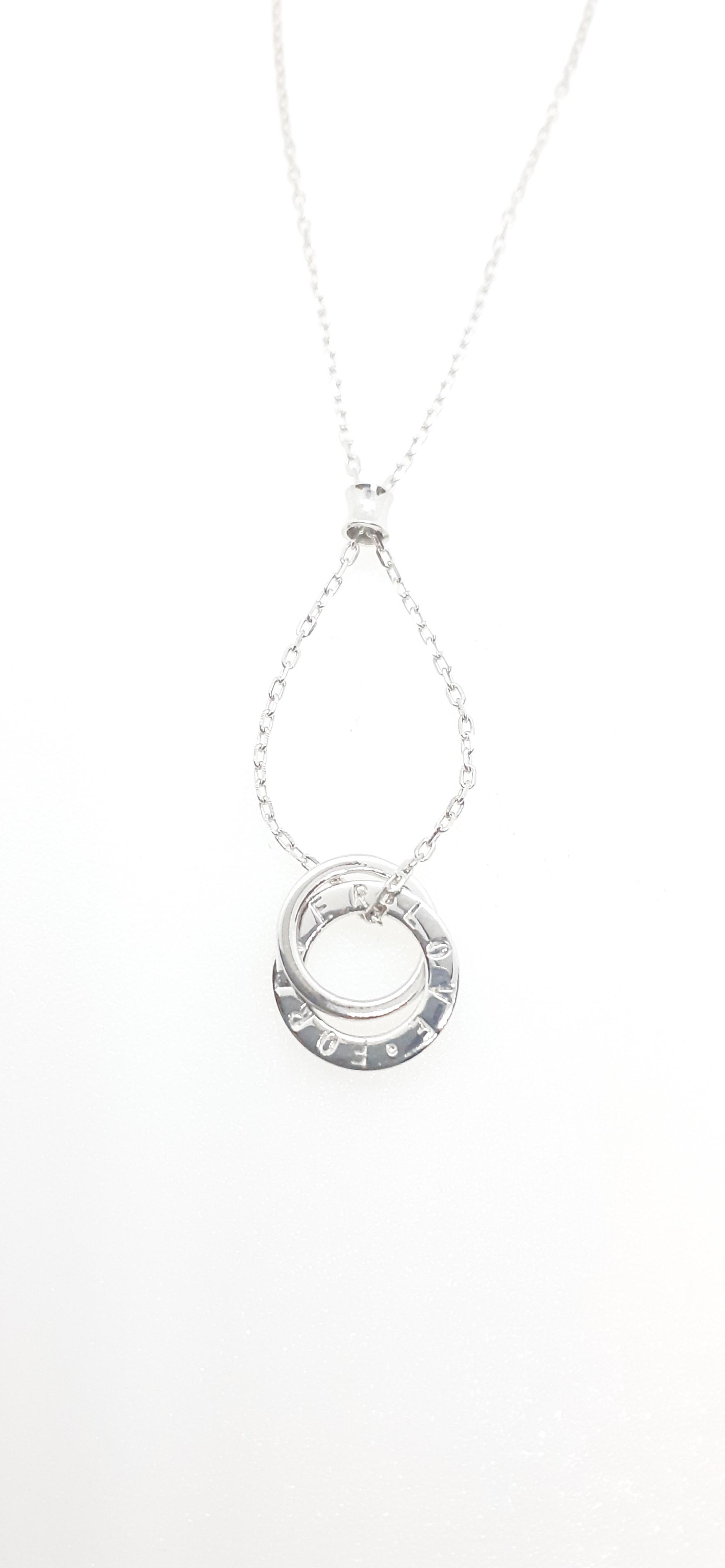 Sensi joyas jewellery Granada silver engagement925 ML SILVER NECKLACE